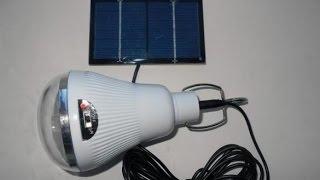 LED Светильник Solar Led Light GR-020(Фонарики на солнечных батареях, в наличии, от 70 грн.! Доставка по всей Украине! http://fils.etov.ua., 2015-06-21T15:54:22.000Z)