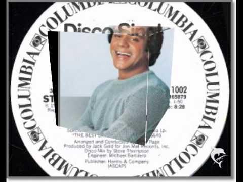 Johnny Mathis - BEGIN THE BEGUINE - SPECIAL 12'' DISCO VERSION - 1979 + LYRICS
