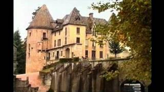 Les châteaux de Saône et Loire (Bourgogne sud)