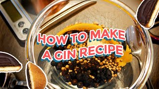 How to Make aฑd Distil Your Own Gin Recipe | The Shakespeare Distillery