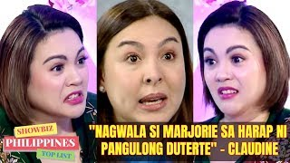 LATEST Claudine Barretto UMALMA sa INTERVIEW ni Marjorie Barretto
