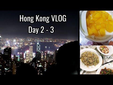 Hong Kong Trip! | Days 2 - 3 | VLOG