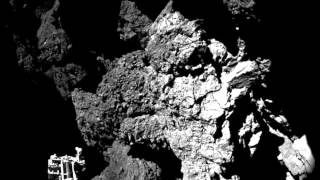 Philae Lander Details Possible Signs of Micro Alien Life On Comet 67P