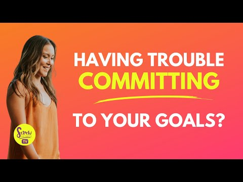 3 Things You Need To Know To Commit To Your Goals (free masterclass inside)