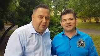 Zaproszenie na Dożynki Gminy Ełk (2 września 2018 Ruska Wieś)