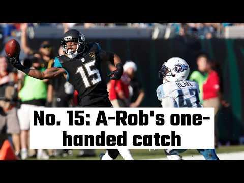 2016 Top Jacksonville Jaguars Plays - No. 15: Allen Robinson's one-handed catch