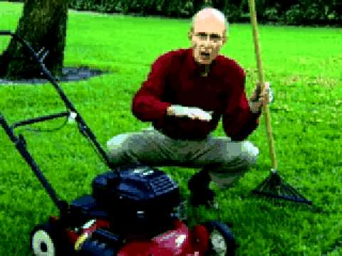 Jerry Baker S Year Round Lawn Care Fall End Of The Season Mowing You
