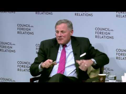 A Conversation with Richard Burr