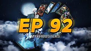 Dota 2 Mythbusters - Ep. 92