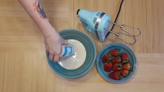 How To Make Vegan Fruit Dip