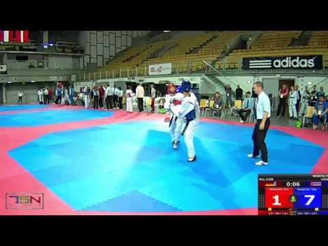 320-Hanprab, Tawin  (THA) vs Hosseini,...