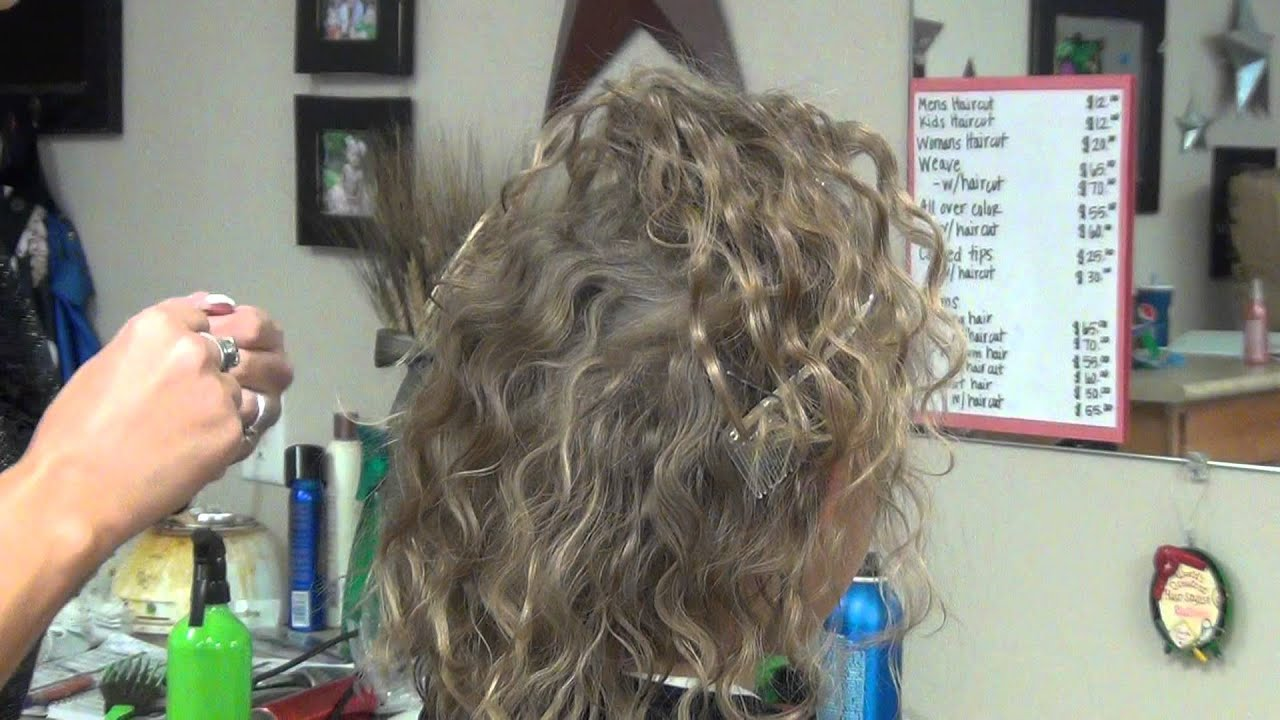 Pageant Hair For Little Girls Hairstyles Youtube