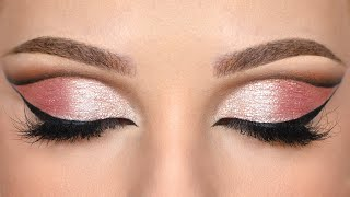 ROSE GOLD GLAM Makeup Tutorial