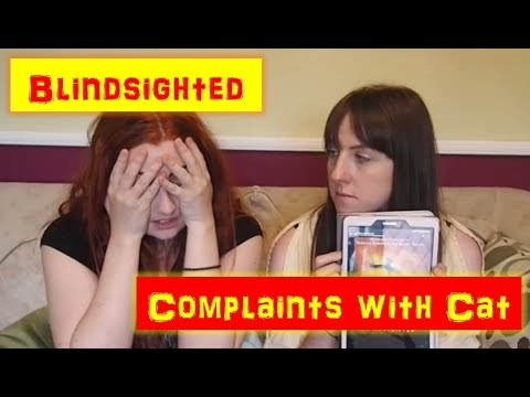 Complaints with Cat: Blindsighted (review)