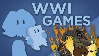 James Recommends - World War I Games - Learn History While Playing Games