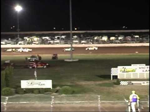 Oshkosh Speedzone Raceway - August 7, 2012 - Grand National Feature