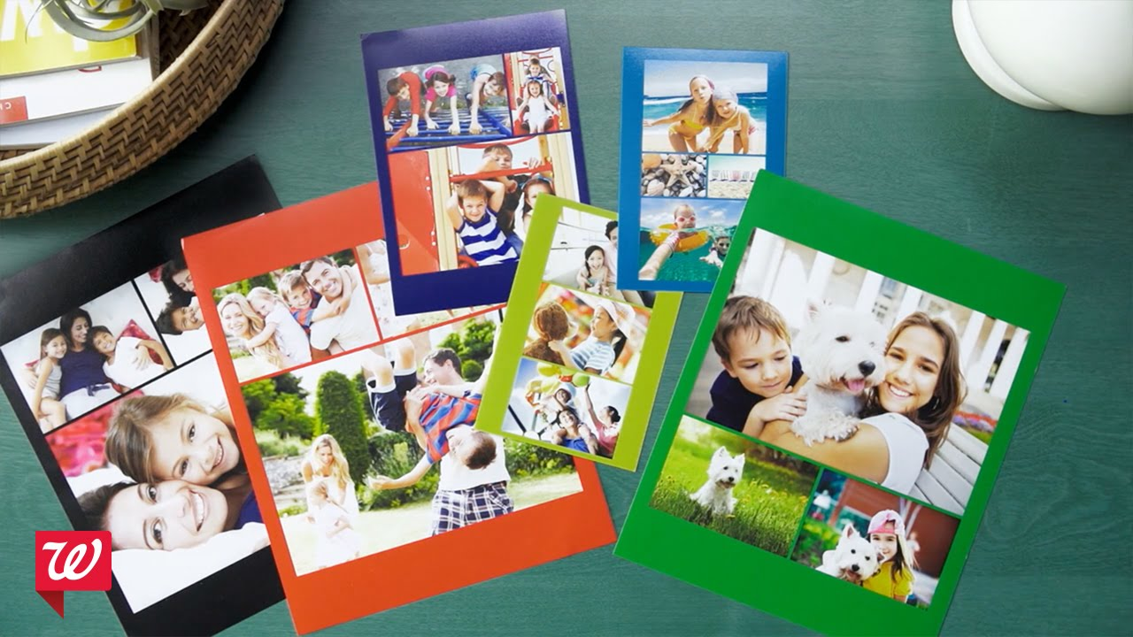 print your favorite photos at walgreens youtube