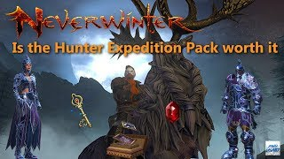Neverwinter: Is the Hunter Expedition Pack worth it