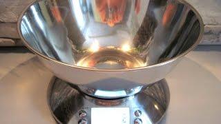 Обзор кухонных весов с Алиэкспресс!