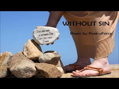 WITHOUT SIN: Poem -- Men Attack Women's Rights Again