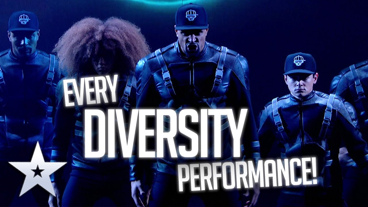 EVERY DIVERSITY PERFORMANCE... EVER! | Britain's Got Talent