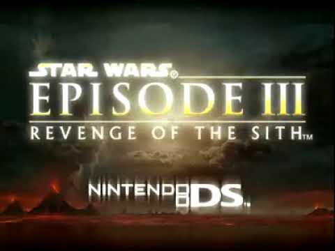 Star Wars Episode Iii Revenge Of The Sith Ds Gameramble Review Gameramble
