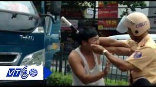 Hình phạt gì cho CSGT gây nguy hiểm cho người vi phạm? | VTC