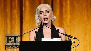 Lady Gaga Honoured At National Board Of Review Awards | FULL SPEECH