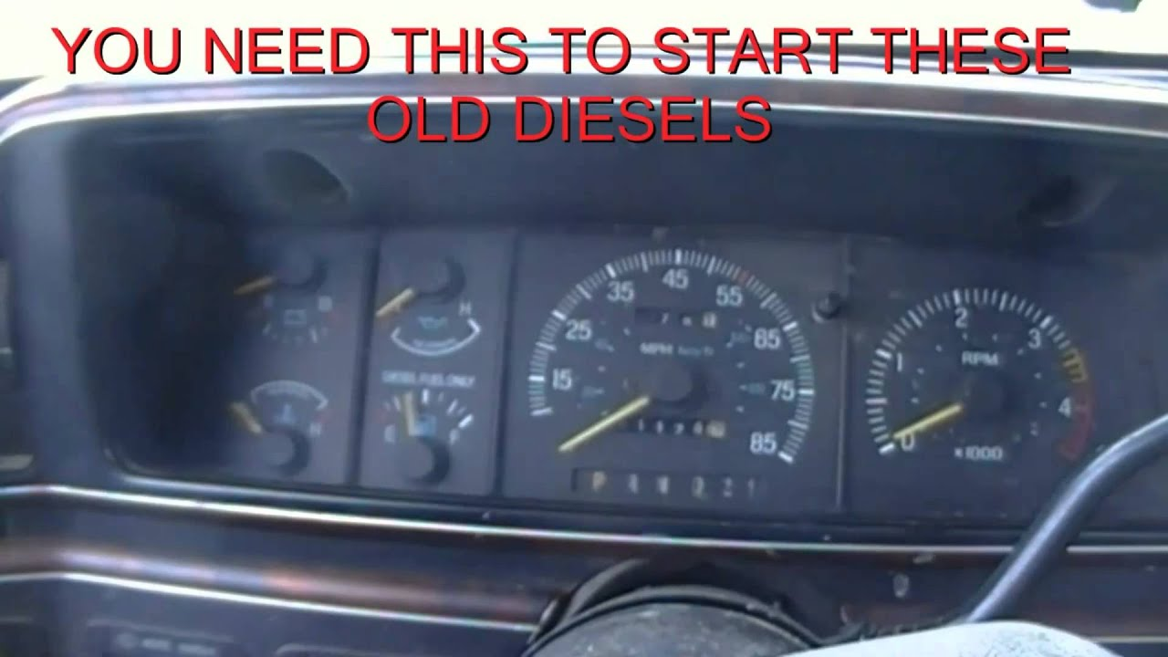 maxresdefault ford 6 9 7 3 diesel glow plug override kit youtube Ford 7.3 Diesel Engine Diagram at bayanpartner.co