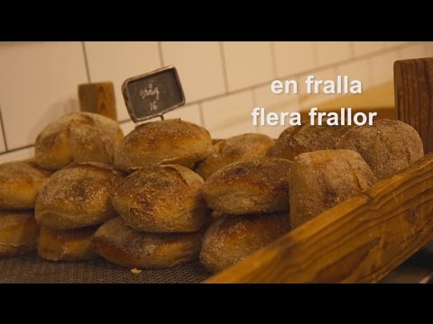 Tiếng Thụy Điển bài 14: Trong một nhà hàng Thụy Điển
