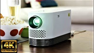 Best 4K Laser Smart TV Home Projector Top 10 2020 Best Short throw Projector