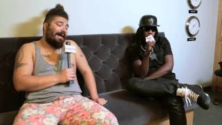 The Fat Jew Interviews Trinidad James
