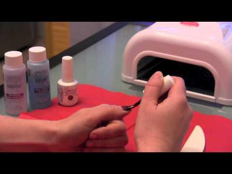 Как сделать ногти шеллаком в домашних условиях