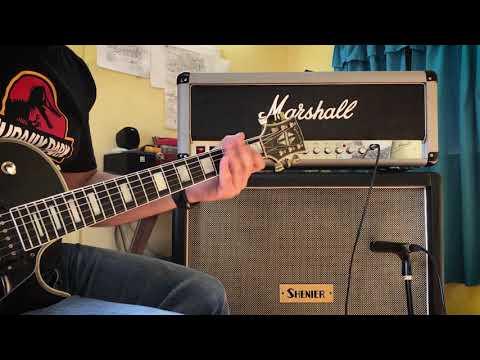 Shenier – Marshall Silver Jubilee 1987 (Slash Tone)