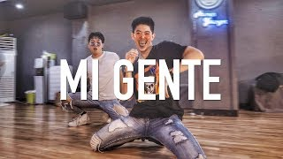 MI GENTE - J. Balvin, Willy William / Bongyoung Park, Joseph Jung Choreography / Dance
