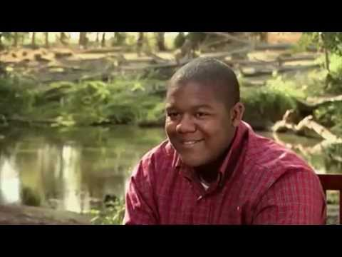Kyle and Chris Massey in Africa