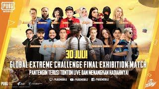 GLOBAL EXTREME CHALLENGE - Celebrity Final Showdown