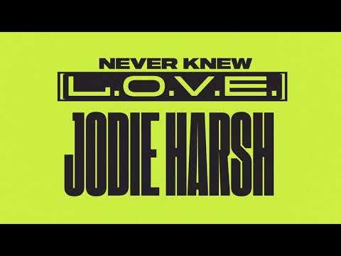 Jodie Harsh - Never Knew (L.O.V.E)