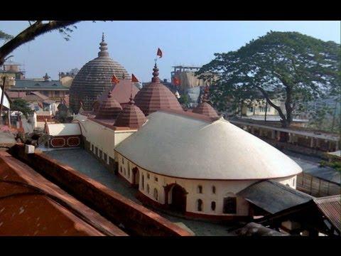 Kamakhya Temple (কামাখ্যা মন্দিৰ)-the only Devi shrine with no image inside the main sanctum