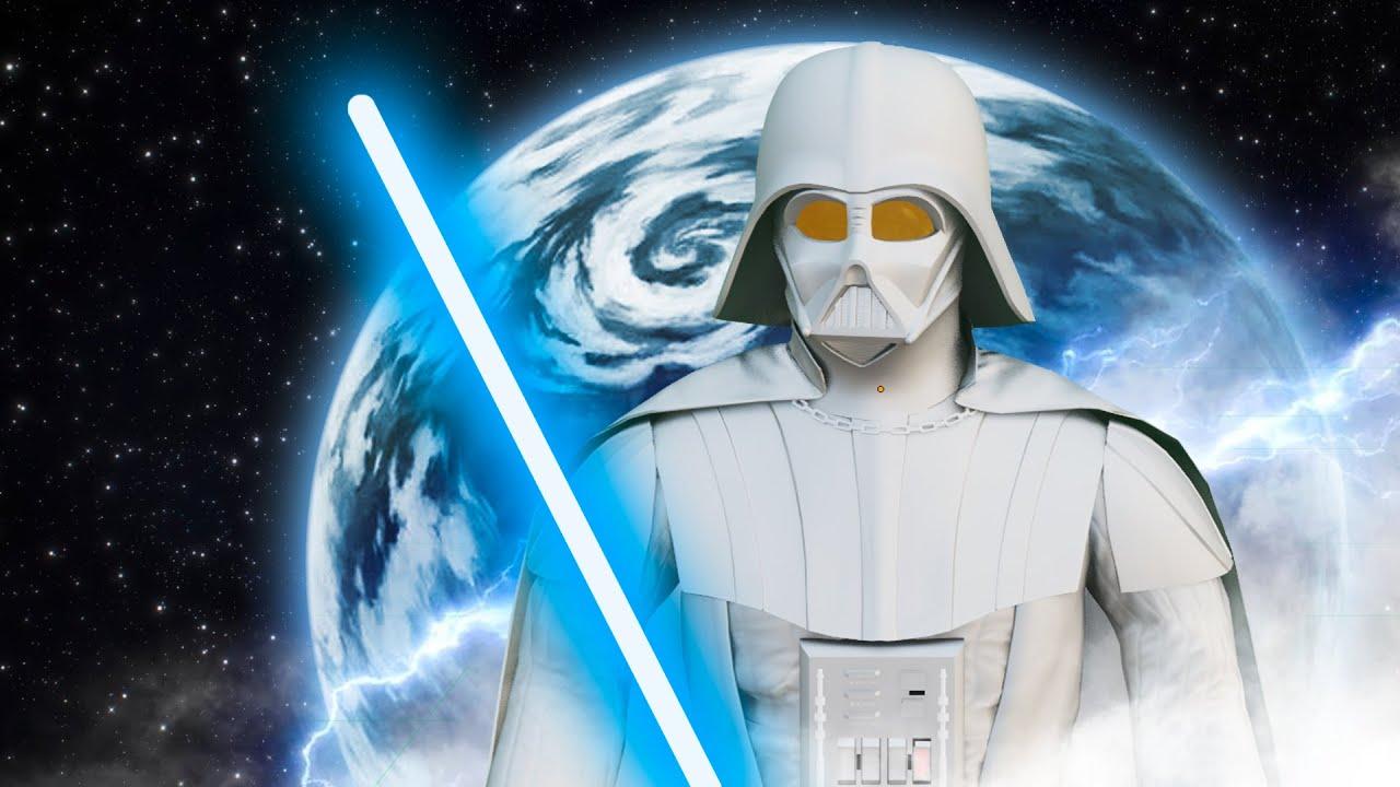 """Wie mächtig wäre ein """"HELLE SEITE"""" Darth Vader?"""