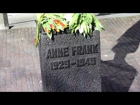 Museum explores Anne Frank's flight from Germany
