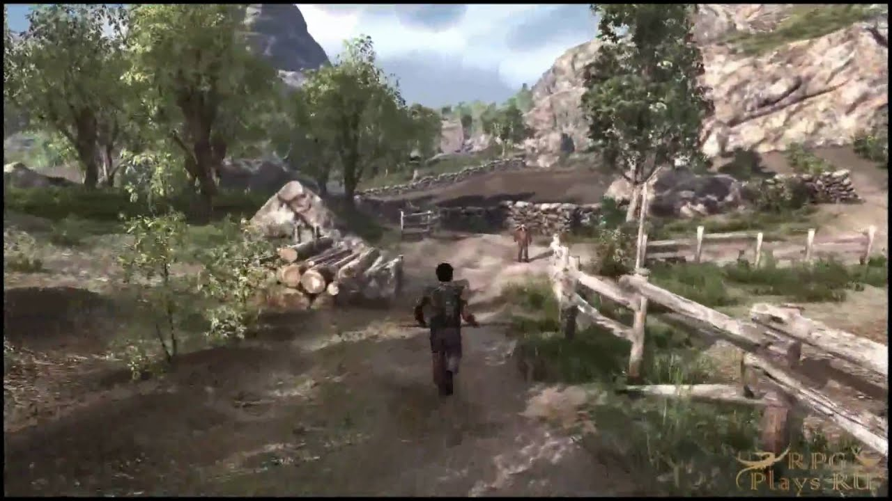 Прохождение игры Готика 4: Аркания (Gotic 4: Arcania
