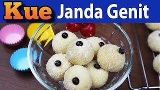 Resep: Kue Lebaran Terbaru 2017   Kue Janda Genit Ala Monde Butter Cookies
