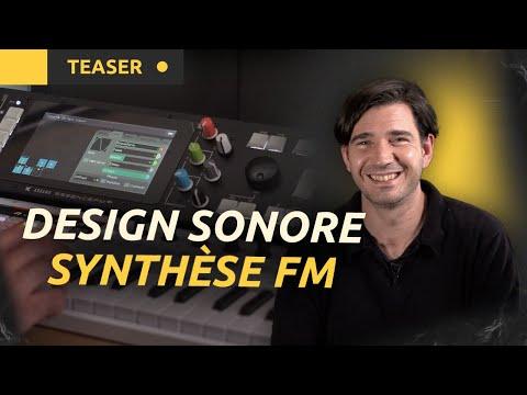 Maîtrisez le design sonore en synthèse FM