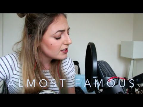 Almost Famous - Noah Cyrus (Acoustic Cover)