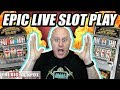 Epic Slot Play 🎰Raja Takes on the Lodge Casino | The Big Jackpot