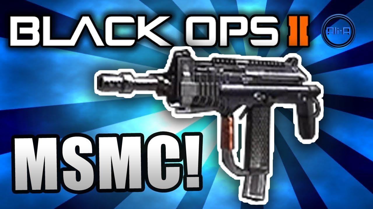 Black Ops 2: BEST CLASS SETUP - MSMC (High Scorestreaks) - Call of Duty BO2 Gameplay