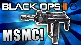 Black Ops 2: BEST CLASS SETUP - MSMC (High Scorestreaks) - Call of Duty BO2 Gameplay thumbnail
