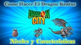 Como Hacer El Dragon Kratus De Dragon City