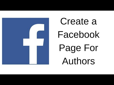 How to Create a Facebook Page for Authors